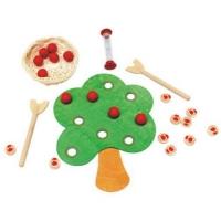 بازی چوبی درخت سیب
